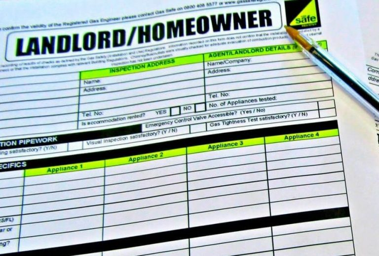 Landlord-Gas-Safety-Certificate-With-Pen cropped